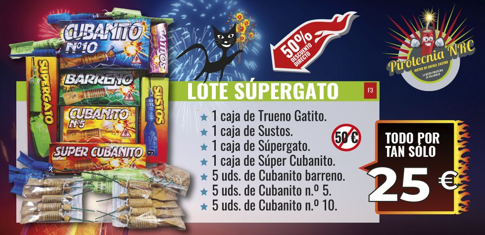 oferta supergatos