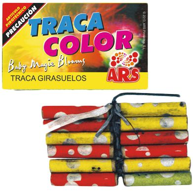 TRACA COLOR BABY compressor